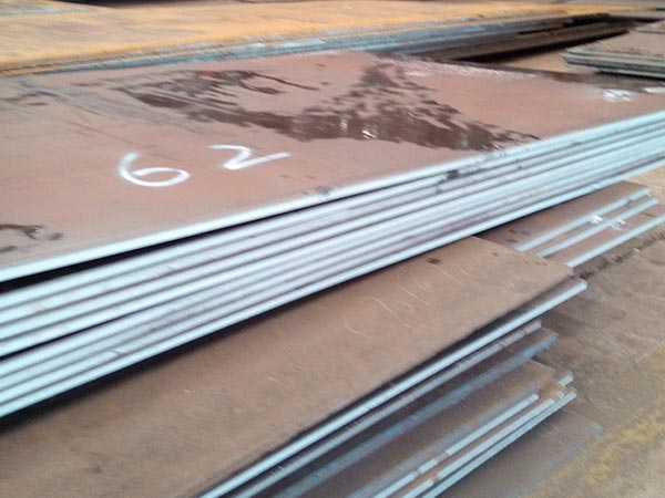 Alloy steel 50CrMo4 alloy steel material round bar 10mm thick size