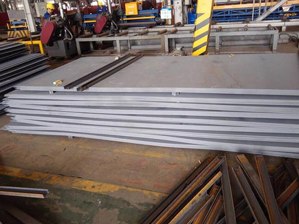 en 10083 3 equivalent 3500 width steel plate production line