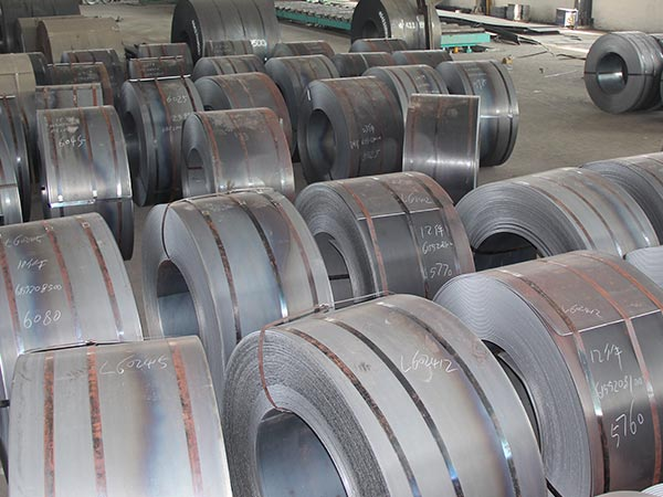 BBN STEEL EN 10083-3 33MnCrB5-2 steel 360 tons exported to Romania