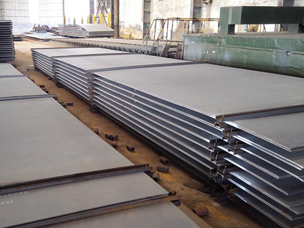 BBN STEEL exported EN 10083-3 27MnCrB5-2 plate 782tons to Russia