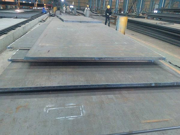 steel grade 34crmo4 for turbine part steel plates supplier in China