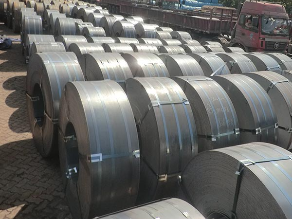 ISO certification in EN10083-3 50CrMo4 alloy steel 27MnCrB5-2 metal fabrication