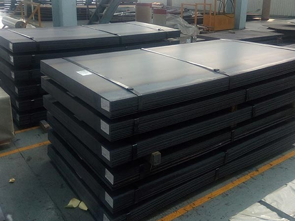 EN10083-3 alloy steel 27MnCrB5-2 plate for fastener biggest 6 mills Cairo