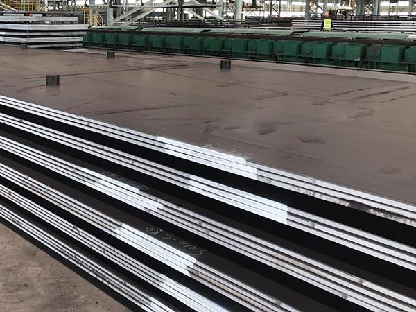 Direct sale 51crv4 spring steel 2000tons in Myanmar